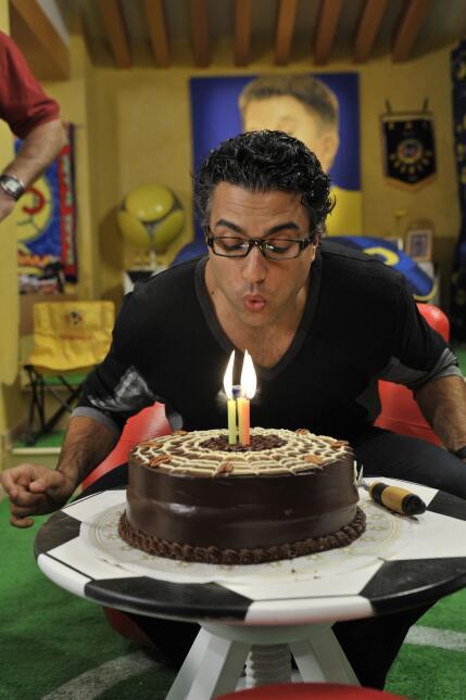 Jaime Camil celebra su cumpleaños 42