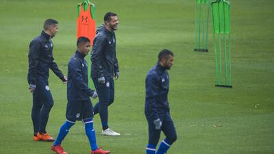 Ni la lluvia evita que Cruz Azul siga su intensidad en medio del receso por la fecha FIFA