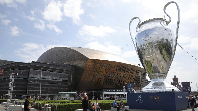 ¿Cuál BBC será más? ¿La del Real Madrid o la de Juventus? AP_17152469883...