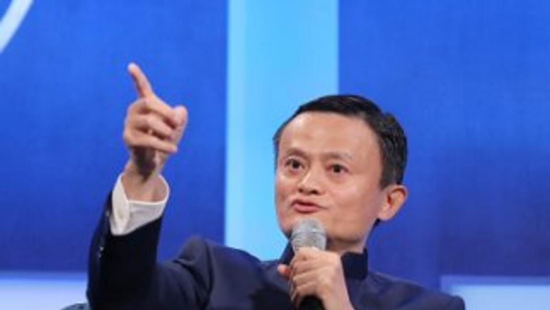 Jack Ma, fundador de Alibaba, es el hombre más rico de China.