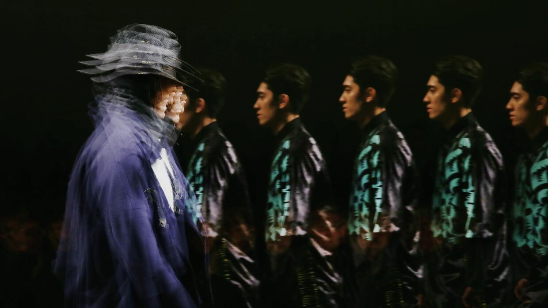 El Pitti Uomo 89 congregó a los mejores diseñadores de moda masculina.