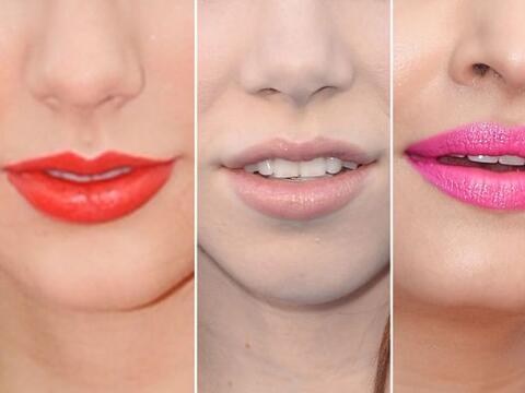 Los tonos más prendido inundarán tus labios y tú te...
