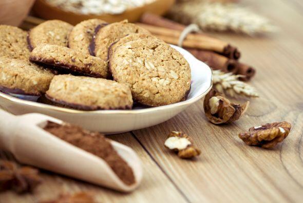 """También evita dulces, galletas, así como carbohidratos refinados """"blanco..."""