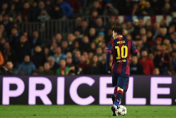 Leo lo ha ganado todo a nivel de clubes pero sigue teniendo hambre de má...