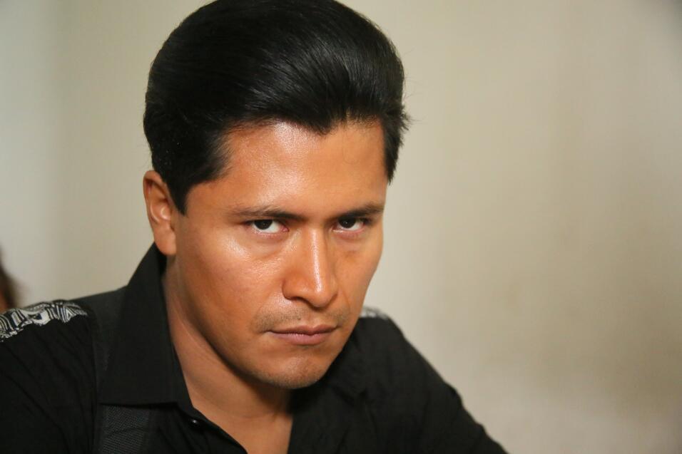 Harold Torres El Cano en El Chapo