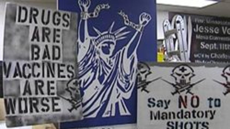 Letreros y pancartas