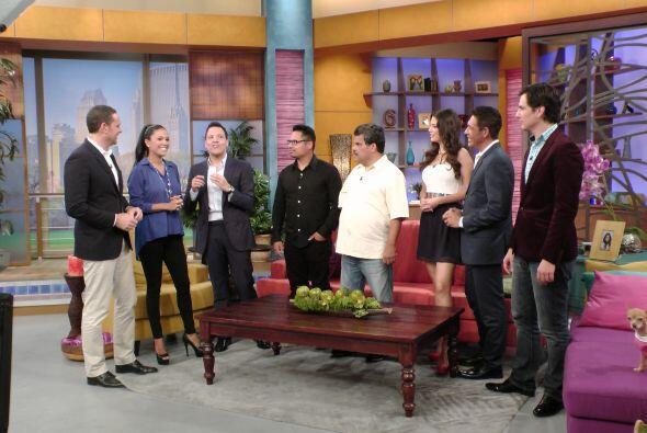 Luis Guzmán y Michael Peña, son dos hispanos que nos llenan de orgullo.