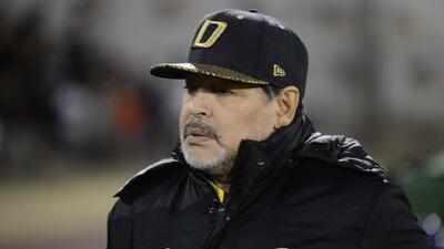 Multa a Diego Maradona tras escándalo en San Luis