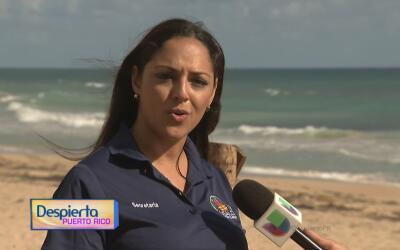 """El Departamento de Recursos Naturales lanza la campaña """"Las Playas no so..."""