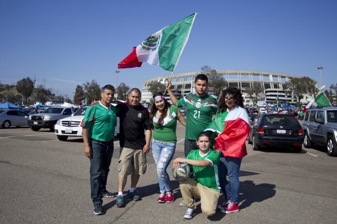 Estos son los estadios donde jugará México en Copa de Oro 2017 Mex Qualc...
