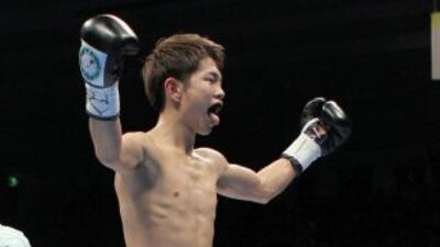 Kazuto Ioka ganó a Akira Yaegashi en pelea unificatoria de títulos mínim...