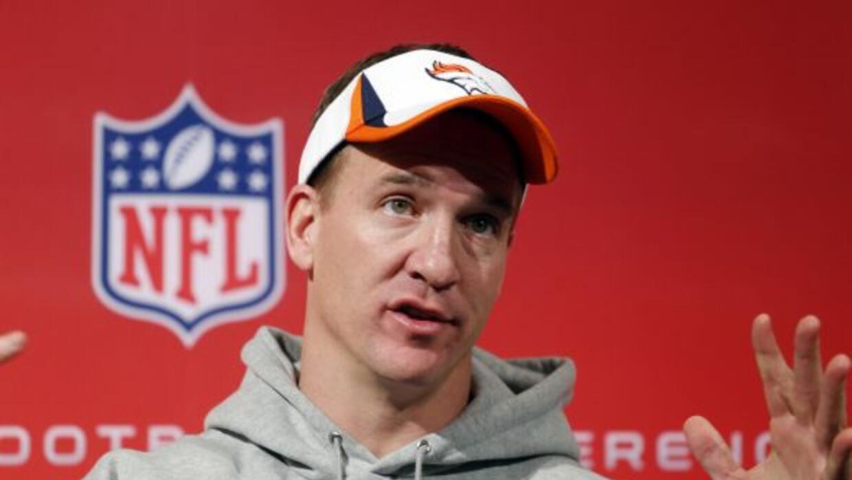 """Peyton Manning aclaró el origen de """"Omaha"""", más o menos (AP-NFL)."""