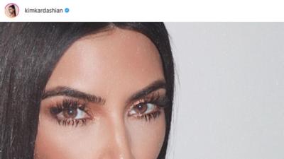 "Llaman ""tóxica"" y ""terrible"" a Kim Kardashian... ¿por un dulce?"
