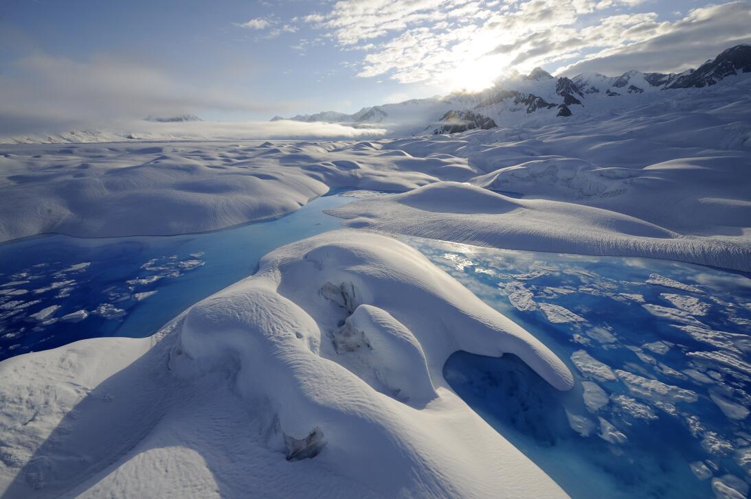 Exhibición 'Extreme Ice'