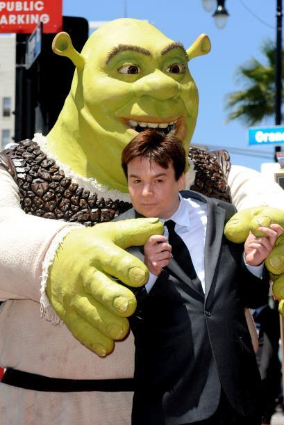 "Mike Myers es recordado por ""Austin Powers"" y por la voz de ""Shrek""."