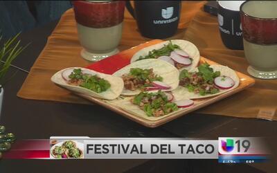 Festival del Taco en Sacramento