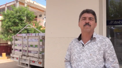 Magaña denunció recientemente la presunta compra de votos del PRI en el...