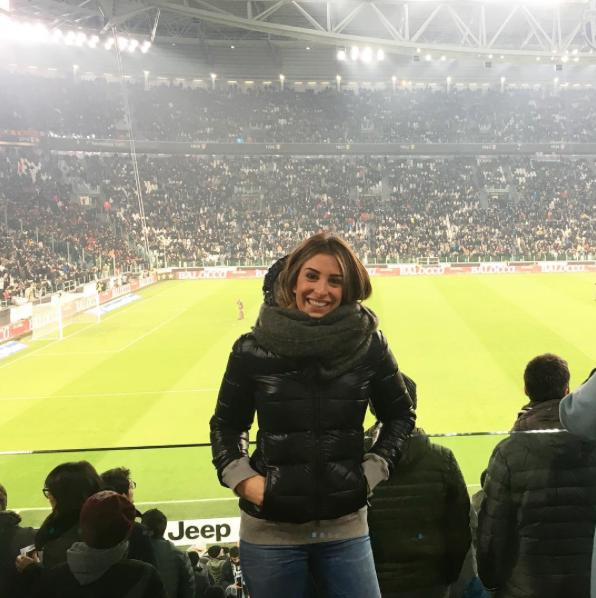 En fotos: Valentina Allegri, la hermosa hija del exitoso entrenador de l...