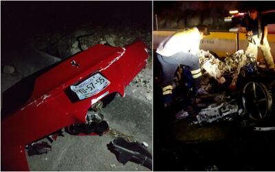 Así terminó el Ferrari 458 Spider de Lord Ferrari