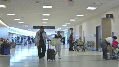 Alarma por posibles casos de sarampión en vuelos que arribaron a Houston