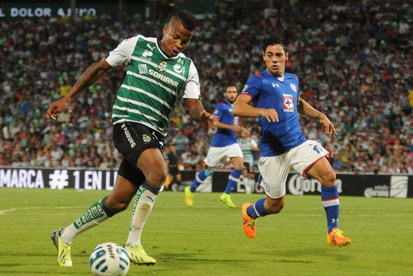 Andrés Rentería por fin está demostrando su calidad de goleador en Méxic...