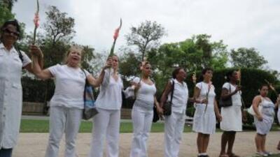Las Damas de Blanco denuncian tres nuevos encarcelamientos políticos en...