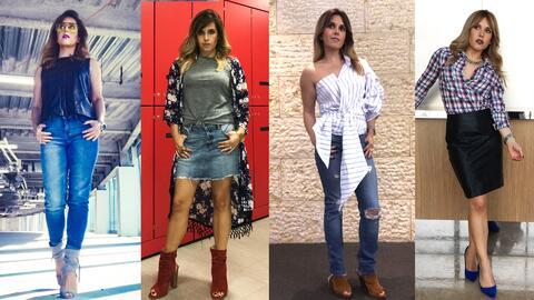 Erika Reyna - 30 Looks