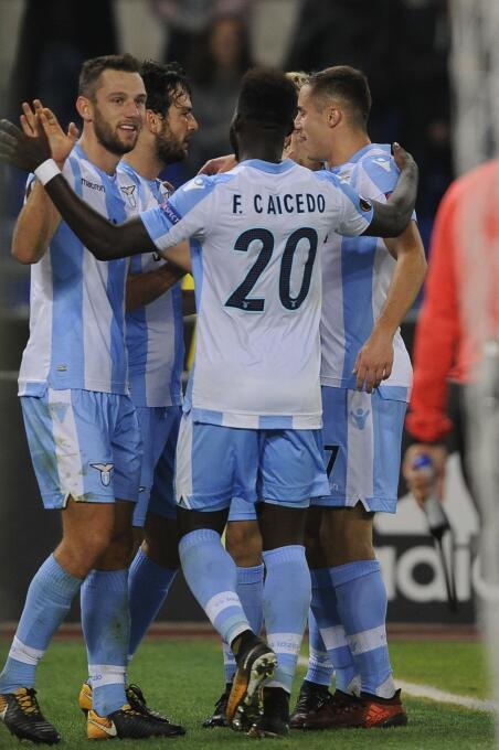 Lazio 1-0 Niza: los italianos confirmaron su clasificación a la próxima...