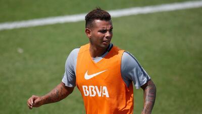 Cardona fue indultado y volvió a entrenarse con Boca tras la denuncia por violencia de género