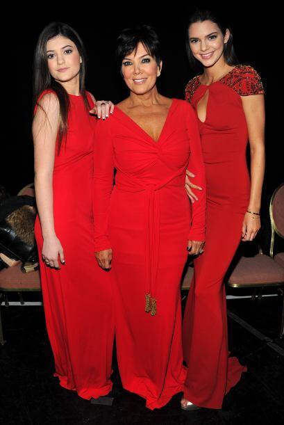 Sin duda Kris Jenner ha hecho un gran trabajo con sus hijos.