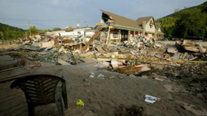 El Huracán Irene fue uno de los fenómenos ciclónicos más devastadores de...