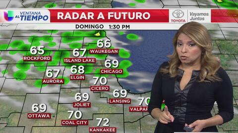 Pronóstico del tiempo para el fin de semana en Chicago