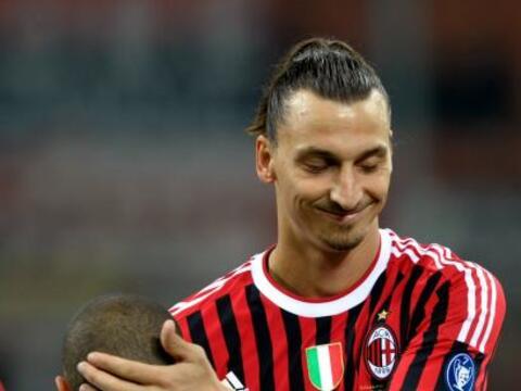 Se disputó toda la jornada 8 de la Serie A italiana y el duelo es...