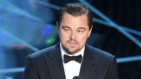 Leonardo DiCaprio pide al presidente de México que salve a la vaquita ma...