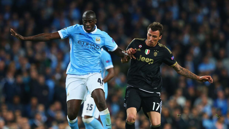 Juventus recibe al Manchester City