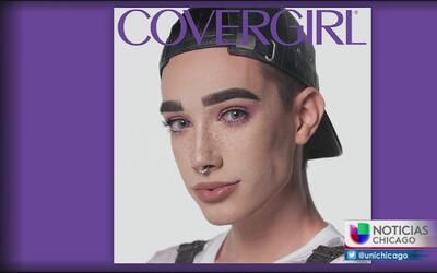 La marca Cover Girl lanza al primer 'Cover Boy'