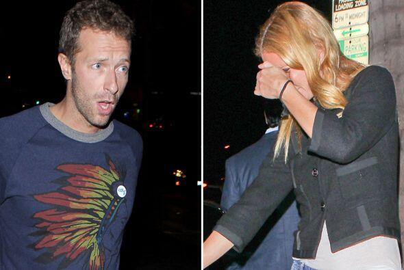 La actriz y el músico fueron sorprendidos juntos, en un encuentro famili...