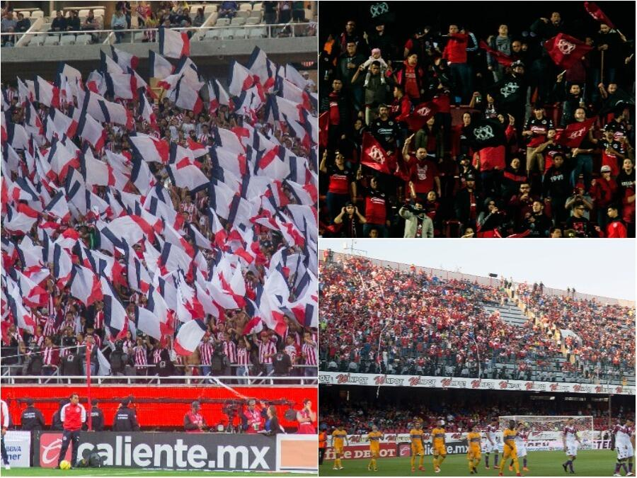 El Clásico Nacional tuvo la mejor asistencia de la Jornada 10 en la Liga...