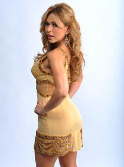 ¿Qué es lo que mas te gusta de Claudia Molina?