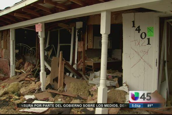 Increíble pero cierto, la agencia federal FEMA decidió no otorgar fondos...