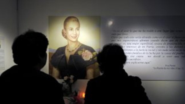 Erminda Duarte, la única de los cuatro hermanos de Eva Duarte de Perón q...