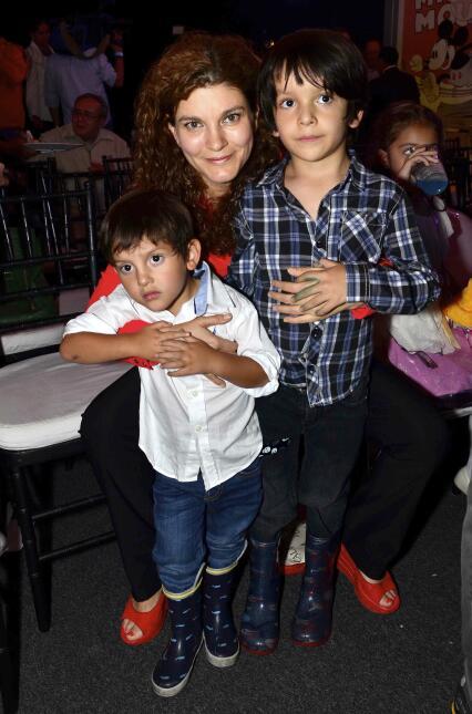 Los hijos de actores que han debutado en telenovelas