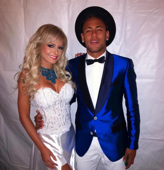 Jhenny Andrade estuvo muy apegada a Neyma durante las pasadas temporadas...