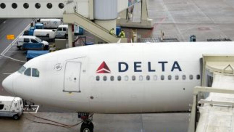 El vuelo 5733 de Delta Airlines tuvo que aterrizar de emergencia en el a...