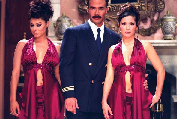 """Alessandra Rosaldo y Ricardo Montaner hicieron que la telenovela """"Amarte..."""