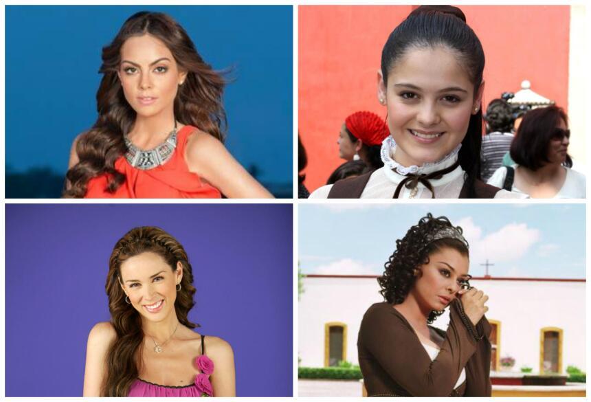 Las actrices que dejaron telenovela