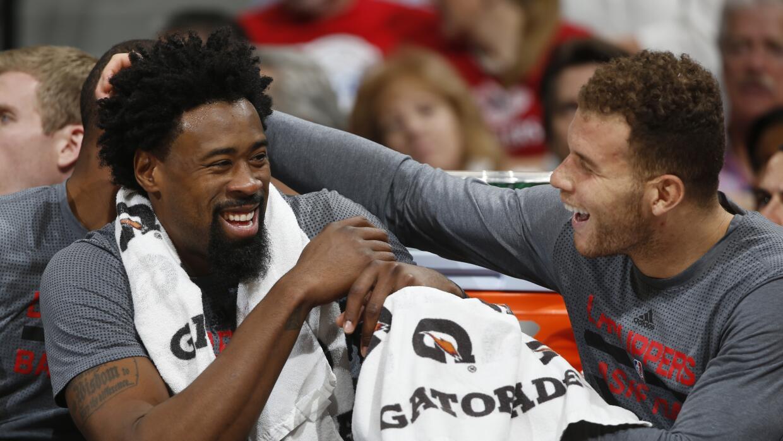 Blake Griffin y DeAndre Jordan anotaron 18 puntos cada uno .