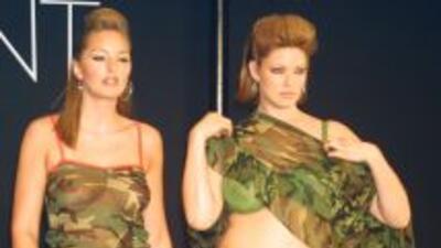 Las mujeres con un poco de sobrepeso ya podrán lucir a la moda este vera...