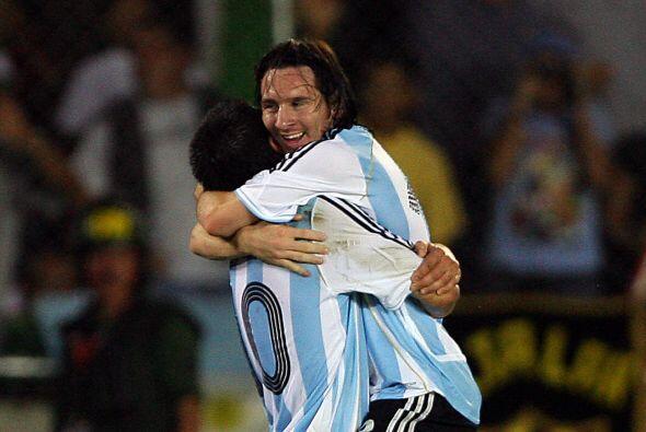 Así como la goleada 3-0 a favor de la Albiceleste en semifinales de la C...