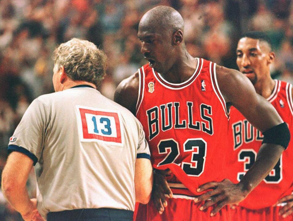 El cumpleaños 54 de 'Su Majestad' Michael Jordan GettyImages-51586112.jpg